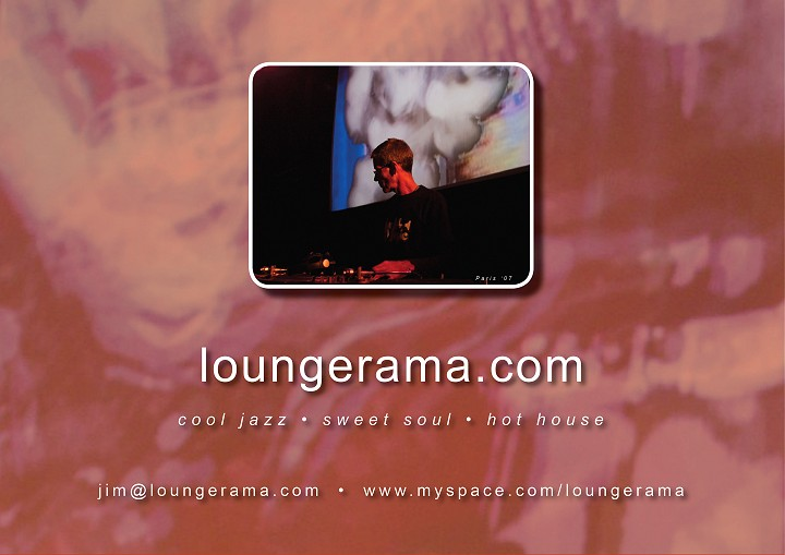 Click to visit Loungerama MySpace